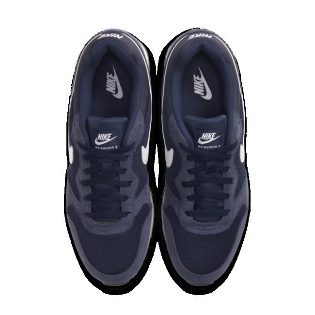 Nike MD Runner herensneaker blauw