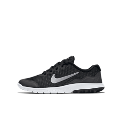 Беговые кроссовки для школьников Nike Flex Experience 4 (3.5Y–7Y)Беговые кроссовки для дошкольников Nike Flex Experience 4 обеспечивают вентиляцию и поддержку для комфортной игры весь день.<br>