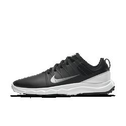Женские кроссовки для гольфа Nike FI Impact 2Женские кроссовки для гольфа Nike FI Impact 2 с эластичным верхом обеспечивают поддержку, фиксацию и естественную свободу движений. Водонепроницаемое покрытие позволяетпродолжать игру даже в дождь.  ФИКСАЦИЯ И ПОДДЕРЖКА  Нити Flywire облегают стопу, обеспечивая адаптивную поддержку при каждом движении.  УЛУЧШЕННОЕ СЦЕПЛЕНИЕ  Резиновая подметка со специальным рисунком обеспечивает надежное сцепление и стабилизацию даже на скользкой поверхности.  СВОБОДА ДВИЖЕНИЙ  Подметка как в моделях Nike Free с эластичными желобками обеспечивает гибкость и естественную свободу движений.<br>