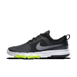 Мужские кроссовки для гольфа Nike FI Impact 2Мужские кроссовки для гольфа Nike FI Impact 2 с эластичным верхом обеспечивают поддержку, фиксацию и естественную свободу движений. Водонепроницаемое покрытие позволяетпродолжать игру даже в дождь.  ФИКСАЦИЯ И ПОДДЕРЖКА  Нити Flywire облегают стопу, обеспечивая адаптивную поддержку при каждом движении.  УЛУЧШЕННОЕ СЦЕПЛЕНИЕ  Резиновая подметка со специальным рисунком обеспечивает надежное сцепление и стабилизацию даже на скользкой поверхности.  СВОБОДА ДВИЖЕНИЙ  Подметка как в моделях Nike Free с эластичными желобками обеспечивает гибкость и естественную свободу движений.<br>