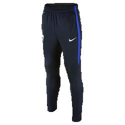 Футбольные брюки для школьников FFF Strike (XS–XL)Футбольные брюки для школьников FFF Strike из влагоотводящей ткани с зауженным анатомическим кроем созданы для комфорта и свободы движений на поле.<br>