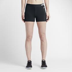 Женские шорты для тренинга Nike Pro HyperCool 7,5 смЖенские шорты для тренинга Nike Pro HyperCool 7,5 см из эластичной влагоотводящей ткани с боковыми вставками из сетки обеспечивают комфорт и оптимальную вентиляцию во времятренировок.<br>