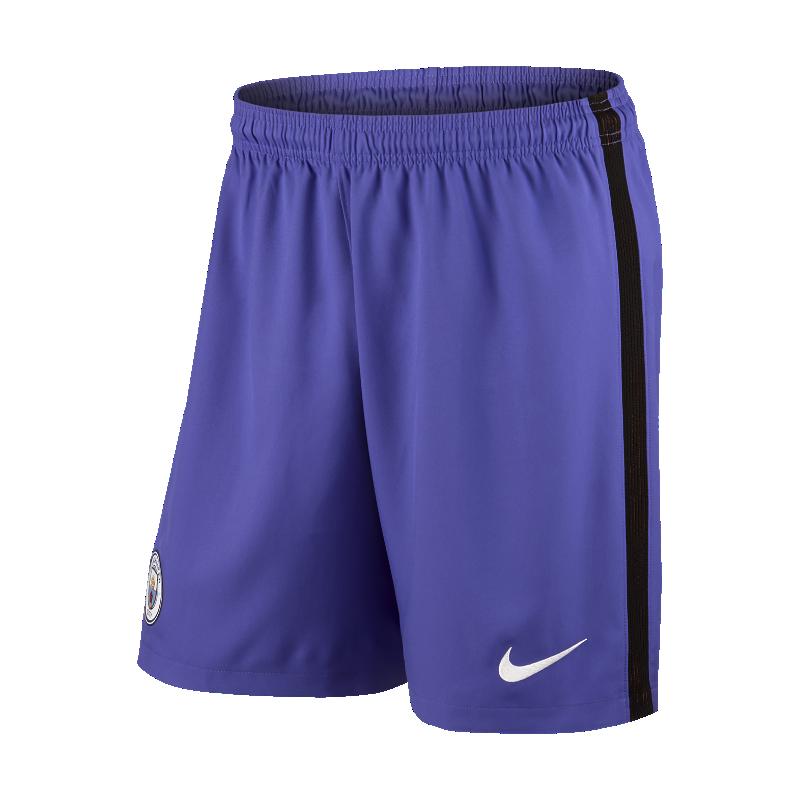 2016/17 Manchester City FC Home/Away/Third/Goalkeeper Men's Football Shorts