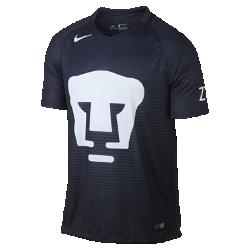 Мужское футбольное джерси 2016/17 Club Universidad Nacional A.C. Stadium ThirdМужское футбольное джерси 2016/17 Club Universidad Nacional A.C. Stadium Third из легкой ткани обеспечивает комфорт на каждый день.<br>