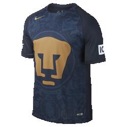 Мужское футбольное джерси 2016/17 Club Universidad Nacional A.C. Stadium AwayМужское футбольное джерси 2016/17 Club Universidad Nacional A.C. Stadium Away из легкой ткани обеспечивает комфорт каждый день.<br>