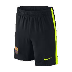2016/17 FC Barcelona Stadium Home/Away/Third/Goalkeeper Older Kids' Football Shorts