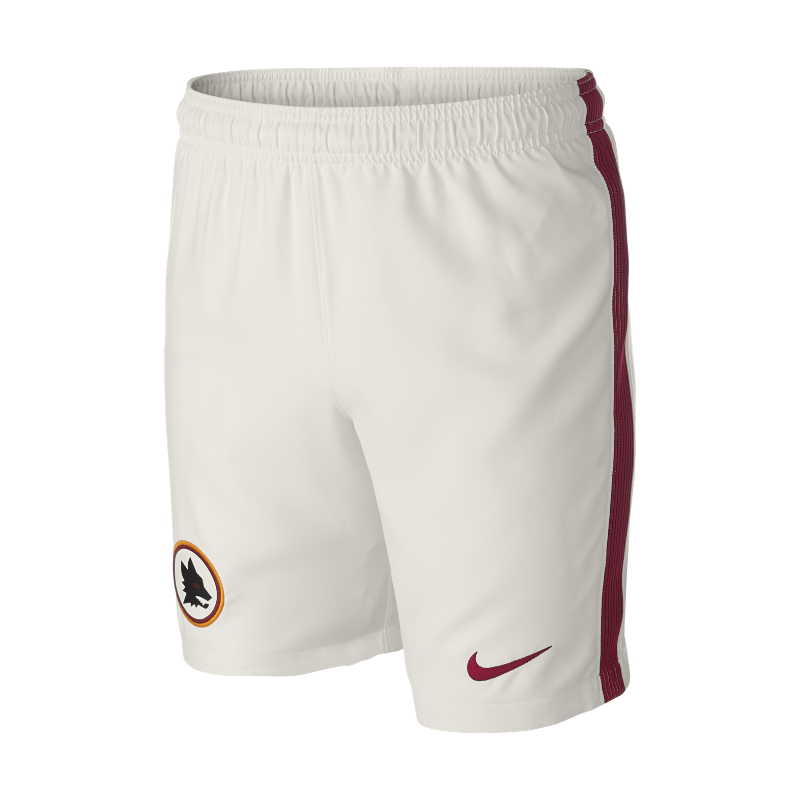 2016/17 A.S. Roma Stadium Home/Away/Third Older Kids' Football Shorts (XS-XL)
