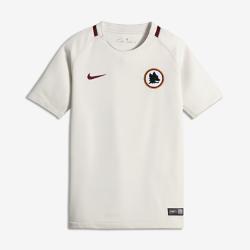 Футбольное джерси для школьников 2016/17 A.S. Roma Stadium Away (XS–XL)Футбольное джерси для школьников 2016/17 A.S. Roma Stadium Away из легкой ткани обеспечивает комфорт на каждый день.<br>