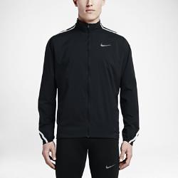 Мужская куртка для бега Nike Impossibly LightМужская куртка для бега Nike Impossibly Light — самая легкая куртка для бега от Nike, которая обеспечивает защиту без утяжеления благодаря прочной нейлоновой ткани.  Невероятная легкость и комфорт  Сверхлегкая нейлоновая ткань весит меньше ста грамм, но обеспечивает защиту и комфорт, позволяя полностью сосредоточиться на пробежке.  Защита от непогоды  Прочная водоотталкивающая отделка DWR устойчива к ветру и влаге и надежно защищает от непогоды.  Компактность  Куртка легко складывается в чехол-карман на спине для удобного хранения во время движения. Ремешок обеспечивает удобство переноски.<br>