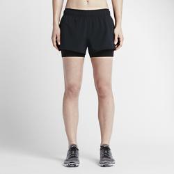 Женские шорты для тренинга Nike Full Flex 2-in-1 2.0Женские шорты для тренинга Nike Full Flex 2-in-1 2.0 с боковыми разрезами и вшитыми компрессионными шортами гарантируют полную свободу движений, защиту и надежную фиксацию во время тренировок.<br>