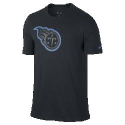 Мужская футболка Nike 2016 Travel (NFL Titans)Мужская футболка Nike 2016 Travel (NFL Titans) обеспечивает комфорт во время тренировок и на трибунах.&amp;#160;<br>