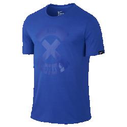 Мужская футболка NikeFootballX LogoМужская футболка NikeFootballX Logo из комфортной ткани Dri-FIT украшена графикой, посвященной мини-футболу.<br>