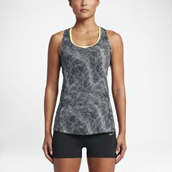 Женская беговая майка с принтом Nike Dry MilerЖенская беговая майка с принтом Nike Dry Miler обеспечивает свободу и абсолютный контроль движений благодаря влагоотводящей эластичной ткани и конструкции с плоскими швами. Светоотражающие детали делают тебя заметнее при пробежках ранним утром или поздним вечером.<br>