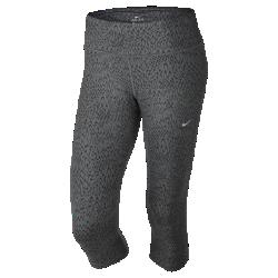 Женские капри для бега с принтом Nike Power EpicЖенские капри для бега с принтом Nike Power Epic из эластичной влагоотводящей ткани обеспечивают плотную посадку и защиту от влаги на протяжении всей дистанции.<br>