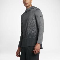 Мужская баскетбольная худи Nike Dry LeBronМужская баскетбольная худи Nike Dry LeBron из влагоотводящей ткани обеспечивает комфорт и идеально подходит для отработки бросков благодаря специальному крою рукавов, не позволяющему им смещаться.<br>