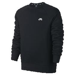 Мужская футболка с длинным рукавом Nike SB IconМужская футболка с длинным рукавом Nike SB Icon — это теплая толстовка из флиса с начесом, которая обеспечивает оптимальный комфорт.<br>