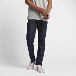 Мужские брюки Nike SB FTM 5-Pocket DenimМужские брюки Nike SB FTM 5-Pocket Denim из прочной и эластичной джинсовой ткани со скрытыми боковыми вставками для вентиляции обеспечивают свободу движений в любых условиях.<br>