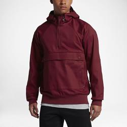 Мужская куртка Nike SB Everett AnorakМужская куртка Nike SB Everett Anorak с молнией 1/2 и несколькими карманами для удобного хранения обеспечивает вентиляцию и защиту.<br>