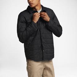 Мужская куртка Nike SB Holgate WinterizedМужская куртка Nike SB Holgate Winterized с классическим силуэтом и планкой на пуговицах превосходно защищает от холода благодаря термоподкладке с наполнителем.<br>