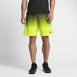 Мужские теннисные шорты NikeCourt Ace 23 смМужские теннисные шорты NikeCourt Ace 23 см помогают достичь максимальных результатов на площадке благодаря зональной вентиляции и легкой продуманной конструкции.  Оптимальная свобода движений  Эластичная смесовая ткань и разрезы в нижней кромке обеспечивают абсолютную свободу движений.  Воздухопроницаемость  Лазерная перфорация вдоль боковых швов улучшает вентиляцию.  Комфорт  Технология Dri-FIT обеспечивает превосходную воздухопроницаемость и комфорт, выводя влагу на поверхность ткани и позволяя коже дышать.<br>