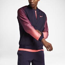 Мужская теннисная куртка NikeCourt PremierМужская теннисная куртка NikeCourt Premier обеспечивает комфорт и свободу движений во время разминки.<br>