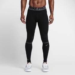 Мужские тайтсы для тренинга Nike Pro HyperWarmМужские тайтсы для тренинга Nike Pro HyperWarm обеспечивают вентиляцию, поддержку и защиту от холода во время высокоинтенсивных тренировок.<br>