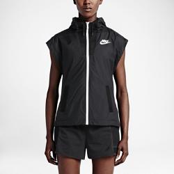 Женский жилет Nike Tech HypermeshЖенский жилет Nike Tech Hypermesh — это идеальный промежуточный слой для защиты от перегрева. Эластичные воздухопроницаемые вставки обеспечивают вентиляцию без утяжеления в зонах повышенного тепловыделения.  Легкость и прохлада  Ткань Nike Tech Hypermesh&amp;#8212;это эластичная многослойная легкая сетка, которая помогает регулировать температуру тела в меняющихся погодных условиях. Она используется в капюшоне и вставке в области поясницы&amp;#8212;ключевых зонах, где больше всего необходима вентиляция,&amp;#8212;обеспечивая защиту от перегрева и комфорт. Основа сделана из легкого тканого материала, который не раздражает кожу.  Современный крой  Увеличенные проймы и конструкция без рукавов делают посадку удобной, а свободный силуэт с боковыми разрезами создает современный стильный образ.<br>