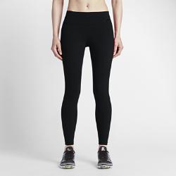 Женские тайтсы для тренинга со средней посадкой Nike Power Legendary 71 смЖенские тайтсы для тренинга со средней посадкой Nike Power Legendary 71 см из эластичной влагоотводящей ткани плотно облегают ноги по всей длине, обеспечивая защиту и поддержку.  Компрессионная посадка  Сверхмягкая ткань Nike Power обеспечивает компрессию, комфорт и поддержку.  Средняя посадка и защита  Пояс слегка завышен сзади для максимальной защиты и поддержки корпуса.  Отведение влаги  Ткань Dri-FIT обеспечивает превосходную воздухопроницаемость и комфорт, отводя влагу от кожи.<br>