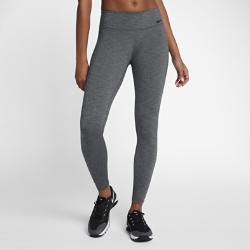 Женские тайтсы для тренинга со средней посадкой Nike Power Legendary 71 смЖенские тайтсы для тренинга со средней посадкой Nike Power Legendary 71 см из эластичной влагоотводящей ткани плотно облегают ноги по всей длине, обеспечивая защиту и поддержку.<br>