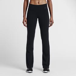Женские брюки для тренинга со средней посадкой Nike Power Legendary 76 смЖенские брюки для тренинга со средней посадкой Nike Power Legendary 76 см плотно облегают бедра для классической посадки.<br>