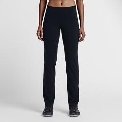Женские плотно прилегающие брюки для тренинга со средней посадкой Nike Power LegendaryЖенские плотно прилегающие брюки для тренинга со средней посадкой Nike Power Legendary плотно облегают ноги от талии до колена, выгодно подчеркивая фигуру и обеспечивая поддержку.<br>