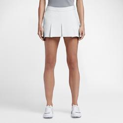 Юбка-шорты для гольфа Nike Majors PleatedЮбка-шорты для гольфа Nike Majors Pleated из эластичной влагоотводящей ткани обеспечивает максимальный комфорт и свободу движений на корте.<br>