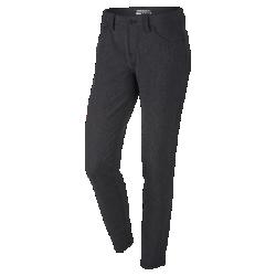 Женские брюки для гольфа Nike Jean WarmЖенские брюки для гольфа Nike Jean Warm из эластичной влагоотводящей ткани с водоотталкивающей отделкой обеспечивают комфорт в любую погоду.<br>