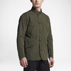 Мужская куртка для гольфа Nike Filled BlazerМужская куртка для гольфа Nike Filled Blazer из водоотталкивающей ткани с невесомым наполнителем обеспечивает тепло и защищает от ветра.<br>