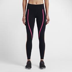 Женские тайтсы для тренинга со средней посадкой Nike Power LegendaryЖенские тайтсы для тренинга со средней посадкой Nike Power Legendary с компрессионной конструкцией плотно облегают ноги по всей длине, выгодно подчеркивая фигуру и обеспечивая поддержку.<br>