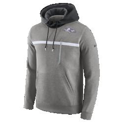 Мужская худи Nike Championship Drive Pullover (NFL Ravens)Мужская худи Nike Championship Drive Pullover (NFL Ravens) обеспечивает тепло в холодную погоду.<br>