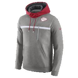 Nike Championship Drive Sweatshirt (NFL Chiefs) Men's Hoodie