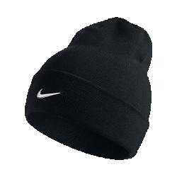 Шапка Nike SwooshШапка Nike Swoosh с двухслойной конструкцией из мягкой ткани для тепла и комфорта.<br>