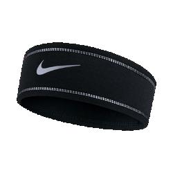 Повязка на голову для бега NikeПовязка на голову для бега Nike обеспечивает надежную посадку, помогая сконцентрироваться на беге.<br>