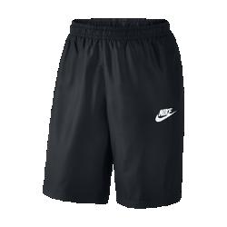 Мужские шорты из тканого материала Nike Sportswear 25,5 смМужские шорты Nike Sportswear 25,5 см из мягкого и гладкого тканого материала обеспечивают комфорт на весь день.<br>