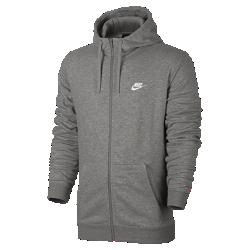 Мужская худи Nike SportswearМужская худи с полноразмерной молнией Nike Sportswear из мягкой ткани френч терри обеспечивает регулируемую защиту и длительный комфорт.<br>