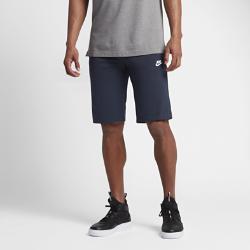 Мужские шорты Nike SportswearМужские шорты Nike Sportswear из мягкой ткани джерси обеспечивают длительный комфорт.<br>