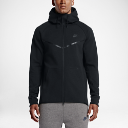 Мужская худи с молнией во всю длину Nike Sportswear Tech Fleece WindrunnerМужская худи с молнией во всю длину Nike Sportswear Tech Fleece Windrunner в новом исполнении для более прохладной погоды выполнена из особого гладкого флиса для легкости и тепла. Укрепленные швы вносят современные штрихи в классический дизайн шеврона.<br>