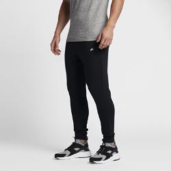 Мужские джоггеры Nike Sportswear ModernМужские джоггеры Nike Sportswear Modern из мягкой ткани френч терри с зауженным кроем обеспечивают тепло и естественный комфорт.<br>