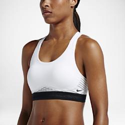 Спортивное бра Nike Fierce ReflectiveСпортивное бра Nike Fierce Reflective со средней поддержкой сочетает анатомический крой, выгодно подчеркивающий форму груди, и ткань Dri-FIT, которая отводит влагу во время самых интенсивных тренировок. Светоотражающие элементы делают тебя заметнее, а сетчатая вставка усиливает вентиляцию при максимальных нагрузках.<br>