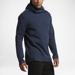 Мужская худи с воротником-трубой Nike Sportswear Tech FleeceМужская худи с воротником-трубой Nike Sportswear Tech Fleece — это универсальный предмет одежды для комфорта и исключительной защиты в прохладную погоду.<br>