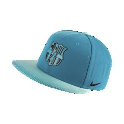 Бейсболка FC Barcelona True SeasonalБейсболка FC Barcelona True Seasonal из влагоотводящей ткани обеспечивает комфорт и индивидуальную посадку благодаря регулируемой застежке.<br>