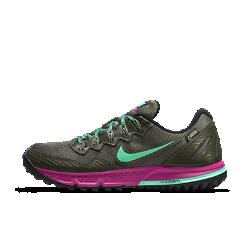 Женские беговые кроссовки Nike Air Zoom Wildhorse 3 GTXЖенские беговые кроссовки Nike Air Zoom Wildhorse 3 GTX дополнены мембраной Gore-Tex&amp;#174;на воздухопроницаемой сетке и обеспечивают защиту от влаги и комфорт в непогоду. Вставка Nike Zoom Air и технология Dynamic Fit обеспечивают низкопрофильную защиту от ударных нагрузок и удобную посадку на различных типах поверхности.<br>