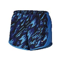 Беговые шорты для девочек школьного возраста Nike Dry Tempo (XS–XL)Беговые шорты для девочек школьного возраста Nike Dry Tempo с боковыми вставками из сетки и изогнутой нижней кромкой обеспечивают вентиляцию и свободу движений для комфорта на весь день.<br>