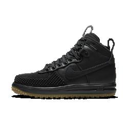 Мужские ботинки Nike Lunar Force 1 DuckbootМужские ботинки Nike Lunar Force 1 Duckboot с превосходной технологией сцепления и фирменными элементами легендарных Air Force 1 обеспечивают абсолютную защиту в холодную погоду.<br>